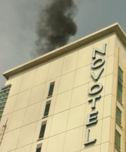 Hotel Kebakaran